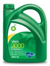 VISCO 2000 High Quality Engine Oil 20W-50 4L
