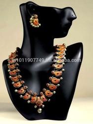 Best Designs Indian Terracotta Jewellery