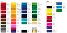 Color cut film for Plotter