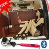 ZOOM Wireless Bluetooth Remote Extendable Selfie Monopod Stick For Samsung Phone