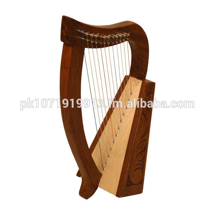 Bebê 12-String Mini harpa