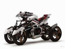 2014 three wheel motorcycle