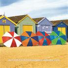 Beach umbreallas