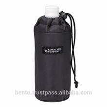 PET Bottle Cover Simple (BK)/wholesale france, thermal cover, bottle cooler, thermal bag, water bottle holder, 500ml pet bottle
