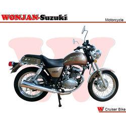 250cc cruiser bike, suzuki technology,motorcycle,gas or diesel,motorbike,chopper(GN250 GOLD)