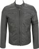 BPJ-312 Classic Leather Biker Jackets, Leather Motorcycle Jackets