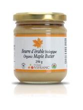 Organic Maple Butter, glass jar, 250g,
