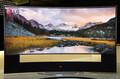 para lg novo curvo 105 polegadas 5k tv 105uc9 ces