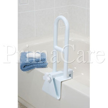 Bathtub Grab Bar - Safe Locking