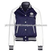 R B C &woman &men varsity jackets Wholesale varsity baseball jackets with custom logo/girls baseball jacket varsity jackets