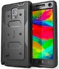 Armorbox Dual Layer Hybrid Full-body Protective Case for iPhone 6, iPhone 5 and iPhone 4 and for Samsung S5 and Note 3