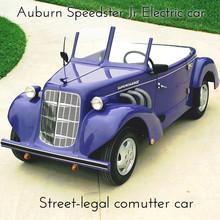 Auburn Speedster Jr Electric Car