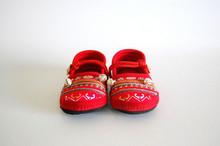 Tribal Handmade Soft Baby Shoes Thailand