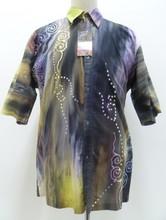 Hand Painted Batik Shirt