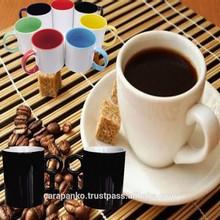 customize printing heat transfer wholesale blank mug for sublimation ,inner color mug sublimation white mug ,mug sublimation