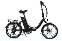 Italian Manufacturer PAS Folding Electric Bicycle (TDF11Z)