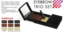 Love Your Style Eyebrow Trio Set