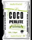 Nutrifield Coco Premium Perlite Blend 70/30 - Hydroponic Medium
