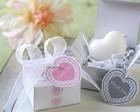 Love Shape Scented Soap door gift