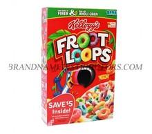 Kellogg's Froot Loops Breakfast Cereal Pack of 16 (12.2 oz)