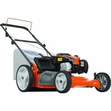 Usqvarna 5521P 21-Inch 140cc Briggs & Stratton Gas Powered 3-in-1 Push Lawn Mower With High Rear Wheels