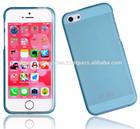 transparent hard PC 3 IN 1 bumper phone case for iPhone 6, iPhone 5 and iPhone 4 and for Samsung S5 and Note 3