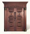 Copper Art Middle Door materials and understanding efficent