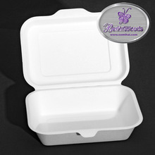 1000ml lunch paper box/ Disposable food packing