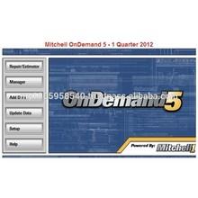Mitchell OnDemand 5 Q1.2012 diagnostic software