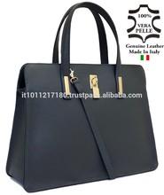 Genuine Leather Bags real leather Handbag Made in Italy italian bag handbags shoulder bag 126