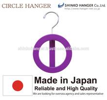 ง่ายต่อการใช้และมีคุณภาพสูงแขวนวงกลมแขวนหมวกถักสำหรับใช้ในประเทศ