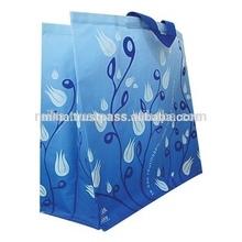 Cheap pp woven, pp non woven, rpet shopping bag- Vietnam pp woven bag - reusable cabas