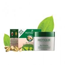 Biotique Bio-Pistachio Ageless Nourishing & Revitalizing Face Pack - 50g