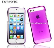HIGHT TRANSPARENT SLIM WAIST PHONE CASE for iPhone 6, iPhone 5 and iPhone 4 and for Samsung S5 and Note 3