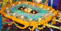 Pakistani Wedding Thals