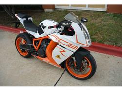 2011 KTM 1190 RC8 R Sportbike
