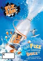 Fizzee - Almond Flavoured Amaretto Soft Drink