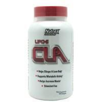 Nutrex LIPO-6 CLA 180 Softgels