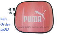 Foldable Sunshades & Pouches with your logo - Promotional Items, Giveaways, Corporate Gifts