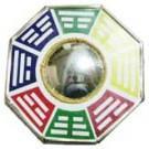 Pa Kua Mirror/ Ba Gua Mirror - Diameter 21cm