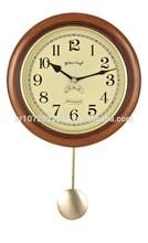 antique round pendulum