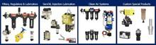 Filter Regulator, Lubricator (Master Pneumatic)