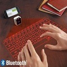 Hapurs Brand new laser projection virtual keyboard for ios and android,Bluetooth ultrathin laser projection virtual keyboards