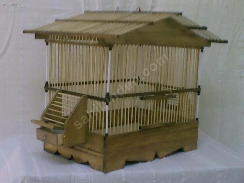 legno artigianali gabbia per uccelli-Pet gabbia, struttura o alloggi-Id prodotto:50005103998 ...