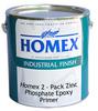 Homex 2 - Pack Zinc Phosphate Epoxy Primer