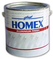 Homex Aluminium Paint