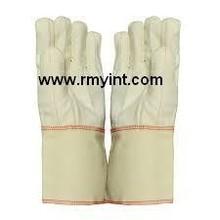 pakistani RMY 083 super quality cotton gloves