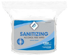 Sanitizing Gym Equipment Wipes Refill 37402-1-4800 - Cleans Gym Equipment - Made In USA