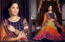 vimal sarees designer wedding collection sarees. model no ss 7101