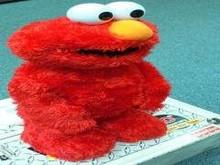 100% original brand new New TMX Tickle Me Elmo toy